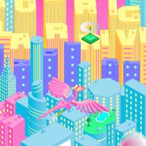 Mi Proyecto del curso: Ilustración y animación 2D de campañas digitales. Um projeto de Ilustração, Motion Graphics, Animação, Ilustração vetorial e Animação 2D de Sol Rodríguez Larrivey - 28.12.2020
