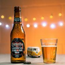 Anuncio HomeMade de Cerveza Estrella Galicia. Un proyecto de Iluminación fotográfica y Fotografía publicitaria de Salvador Costas - 06.01.2021