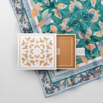 Versinhos de Bem Querer. A Illustration, and Pattern Design project by Ana Marques - 01.08.2021