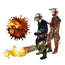 Martin Gugino - 75 años herido por la policía en Buffalo. Un proyecto de Concept Art de Martin Sigwald - 15.01.2021