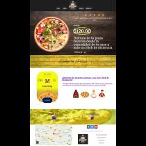 Mi Proyecto del curso: Introducción al diseño UI . Un proyecto de Diseño Web de Javier Gonzalez - 20.01.2021