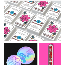 My project in Art Direction for Creative Visual Branding course. Um projeto de Direção de arte de Elise Weiland - 25.01.2021