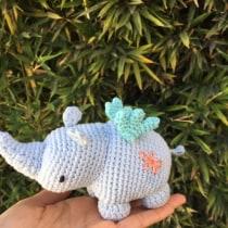 Mi Proyecto del curso: Diseño y creación de amigurumis. Un proyecto de Artesanía y Crochet de margc18 - 27.01.2021