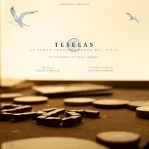 Teselas, el poder transformador del viaje. . Un projet de Cinéma, vidéo et télévision, Éducation , et Cinéma de Teresa Carranza Dugo - 27.01.2021