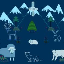 Mi Proyecto del curso: Ilustración expresiva a toda línea. Un proyecto de Ilustración e Ilustración vectorial de Fred Vega - 27.01.2021