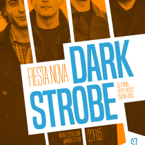 4 faces de Dark Strobe. Un proyecto de Diseño, Diseño editorial, Diseño gráfico y Diseño de carteles de Collecta Estúdio - 09.02.2021