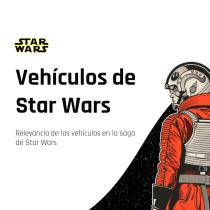 ¡Hola! Comparto mi proyecto final sobre un tema de Star Wars que me parece bastante interesante.. A Design, Grafikdesign, Informationsdesign und Icon-Design project by Manuel Collazos - 09.02.2021