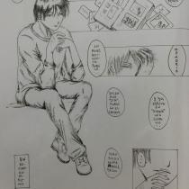 Mi Proyecto del curso: El cómic es otra historia. A Comic project by Puchi To - 02.10.2021