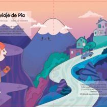 Mi Proyecto del curso: Ilustración infantil para publicaciones editoriales. A Illustration, and Children's Illustration project by Dackmar Quiroz - 02.12.2021