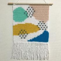 Mi Proyecto del curso Intarsia. A Crochet project by soledad.sandoval - 02.16.2021