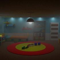 Mi Proyecto del curso: Creación de escenarios 3D desde cero en Maya. Un proyecto de 3D y Escenografía de Anna Martínez Barceló - 20.02.2021