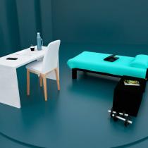 Mi Proyecto del curso: Creación de composiciones 3D en Cinema 4D. A 3D, and 3d modeling project by Sebastián Burgio - 02.21.2021