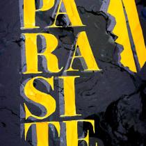 """Cartel para la película """"Parasite"""". A Plakatdesign project by Lucía García González - 22.02.2021"""
