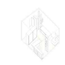 Petit Cabanon – My project in Introduction to Architectural Drawing in AutoCAD course. Un proyecto de Arquitectura, Arquitectura digital e Ilustración arquitectónica de annakatariina - 26.02.2021
