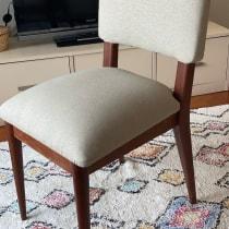 Mi Proyecto del curso: Restauración y tapizado de sillas. Un proyecto de Artesanía de loretodiezdiaz - 07.03.2021