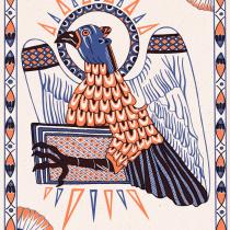 My project in Introduction to Illustrated Printmaking with Procreate course. Un proyecto de Ilustración digital y Dibujo digital de bluechiselstudio - 08.03.2021