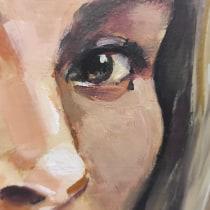 My project in Oil Painting for Beginners course. Un projet de Brush painting de Kokomongo Pink - 14.03.2021