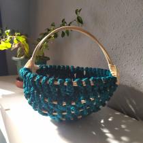 Mi Proyecto del curso: Cestería artesanal contemporánea. A Crafts project by Cintia Jiménez Soler - 03.20.2021