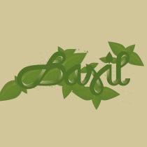 Mein Kursprojekt: Illustrierte Beschriftung: Kreativität und Experimentieren. Un proyecto de Ilustración y Lettering 3D de Elisabeth Mair - 24.03.2021