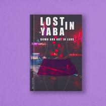 """Book Cover - Book cover will express the dark side of Laos, representation of the unseen world of the drugs 'Yaba"""" and the prostitution.. Un projet de Design , Conception digitale , et Design pour les réseaux sociaux de Sarah Pena - 25.03.2021"""