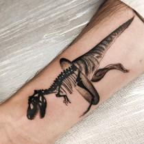 Meu projeto do curso: Como desenhar uma tatuagem. A Tattoo Design project by Brenda Fontes - 03.30.2021