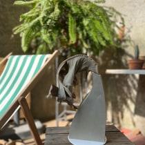 Mi Proyecto del curso: Creación de tu primer jarrón en cerámica. Un proyecto de Cerámica de Estefania Aragon - 02.04.2021