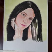 Mi Proyecto del curso: Ilustración y caracterización de personajes con acuarela. Um projeto de Artes plásticas de indiraonate - 02.04.2021