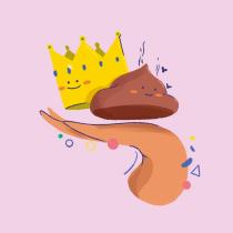 Mi Proyecto del curso: Ilustración y creación de GIF en Procreate. Un projet de Illustration, Animation , et Animation 2D de Priscila Orozco - 03.04.2021