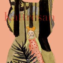 My project in Children's Illustration with Watercolor course. Un progetto di Illustrazione infantile di Linda Ekvall - 04.04.2021