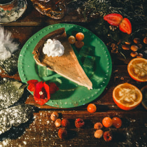 Mi Proyecto del curso: Creación de series fotográficas gastronómicas. Um projeto de Fotografia do produto de Karla Denissy Delgado Prado - 06.04.2021