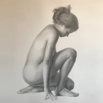 Mi Proyecto del curso: Dibujo de la figura humana en movimiento. A Illustration und Bildende Künste project by Llanos Part Jornet - 31.03.2021