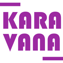 Mi Proyecto del curso: Karavana Producciones. Un projet de Br et ing et identité de Paolo Angelo Bravo Pereyra - 08.04.2021