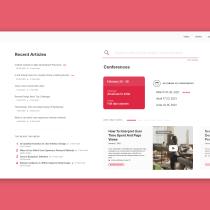 Rediseño - Nielsen Norman Group . Um projeto de Design de informação e Tipografia de david.blj95 - 02.04.2021