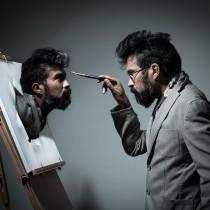 Mi Proyecto del curso: Autorretrato fotográfico artístico. Un projet de Dessin de portrait de Luis Meza - 23.04.2021