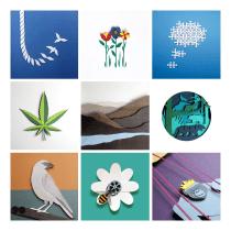 Mi Proyecto del curso: Claves para crear un porfolio de ilustración profesional. A Illustration project by Beatriz Costo - 04.28.2021