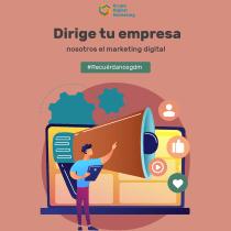 BRIEF CREATIVO GRUPO DIGITAL MARKETING. A Digitales Marketing project by Rey Andrade - 29.04.2021