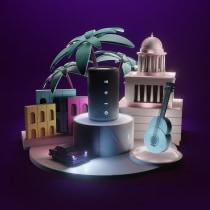 Il mio progetto del corso: Modellazione 3D per pubblicità con Cinema 4D e OctaneRender. Un proyecto de 3D de federico.grilli - 30.04.2021