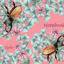 Mi Proyecto del curso: Dibujo y composición naturalista en acuarela. A Design & Illustration project by Melina Montú - 04.28.2021