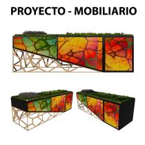Mi Proyecto del curso: Diseño de productos del futuro. A Möbeldesign project by CRistian ContReras - 06.05.2021