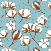 Meu projeto do curso: Aquarela botânica para estampados. Un progetto di Illustrazione, Design Pattern, Pittura ad acquerello e Illustrazione botanica di Camila Gulla - 16.05.2021