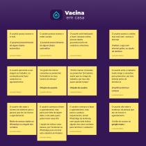 Vacina em Casa I PF do Curso de UX Research. Un proyecto de Desarrollo de software, UI / UX, Diseño interactivo, Diseño Web, Desarrollo Web, Diseño digital y Desarrollo de apps de Leonardo Mattos - 17.05.2021
