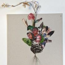 Mi Proyecto del curso: Sastrería de papel: ilustrando con tijeras / PRIMAVERA ÁRABE. A Collage, and Paper Craft project by Eva Soto - 05.22.2021