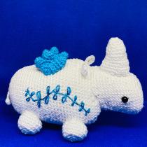 Mi Proyecto del curso: Diseño y creación de amigurumis. Un projet de Artisanat, Conception de jouets, Tissage, DIY , et Crochet de camilarosales.s - 23.05.2021
