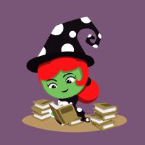 Mi Proyecto: Diseño de stickers animados para redes sociales . Um projeto de Ilustração, Motion Graphics, Animação, Design de personagens e Design para Redes Sociais de Esther Marcet - 28.05.2021