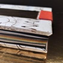Photo binder. A H, werk, Bildende Künste, Buchbinderei und DIY project by Gianluca Cucciniello - 04.06.2021