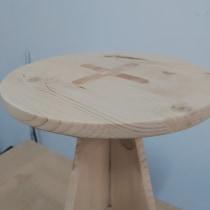 Mi Proyecto del curso: Carpintería profesional para principiantes. Un proyecto de Artesanía, Diseño de muebles, Diseño de interiores, DIY y Carpintería de Andres Acosta Alcaide - 12.06.2021