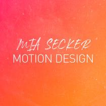 Mia Secker - Motion Design - Reel 2020/2021. Un progetto di Motion Graphics, Animazione, Postproduzione, Gestione di un portfolio , e Design digitale di mia - 09.06.2021