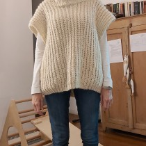 Mi Proyecto del curso: Crochet: crea prendas con una sola aguja. Un progetto di Moda, Fashion Design, Tessuto, DIY , e Uncinetto di Macarena Ferrando - 16.06.2021