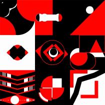 """""""Deadpool Moves"""" . Un progetto di Design, Motion Graphics, Animazione, Graphic Design, Animazione 2D, Creatività , e Umorismo grafico di Dennys Gonzalez - 27.05.2021"""
