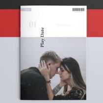 My date / Revista sobre bodas / Diego Andrés Pérez Carrasco. Um projeto de Design, Design editorial, Design gráfico e Design digital de Diego Pérez - 15.06.2021